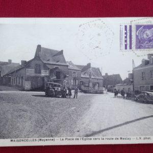 Maisoncelles(Mayenne)