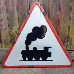 panneau de signalisation SNCF